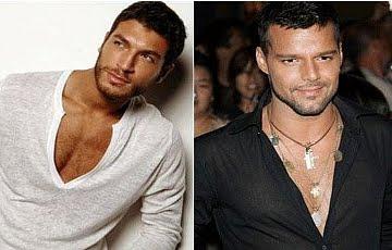 Ricky Martin Carlos Gonzalez Same sex marriage   Th...